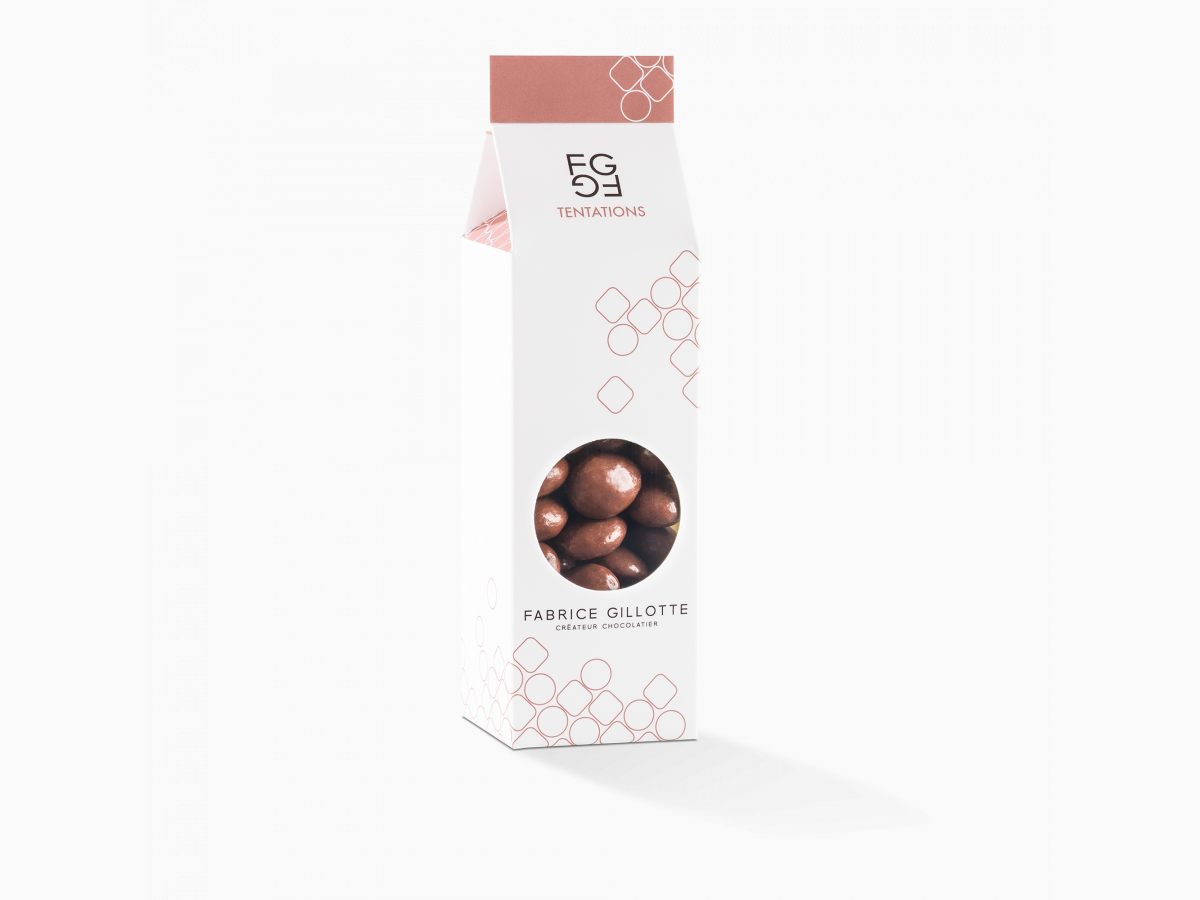 SNACKING CHOCOLATÉS - BARRES & SNACKING - FG Fabrice Gillotte