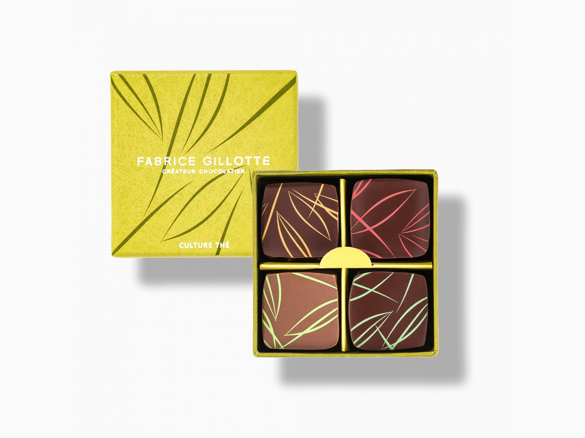 LES COLLECTIONS - COFFRETS DE CHOCOLATS - FG Fabrice Gillotte