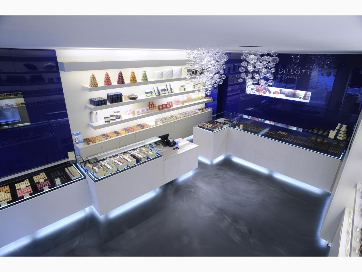 boutique chocolatier Meilleur Ouvrier de France Dijon