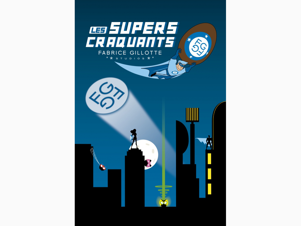 LE SUPER CRAQUANT - LES SCULPTURES - FG Fabrice Gillotte