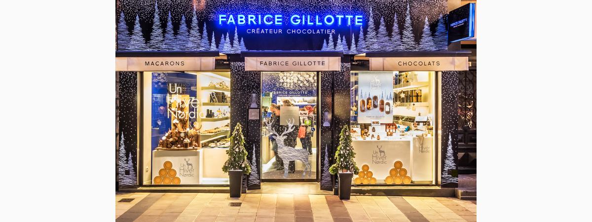 UN HIVER NORDIC - LES SCULPTURES - FG Fabrice Gillotte